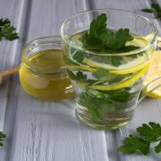 parsley tea benefits