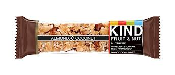 almond & coconut kind fruit and nut