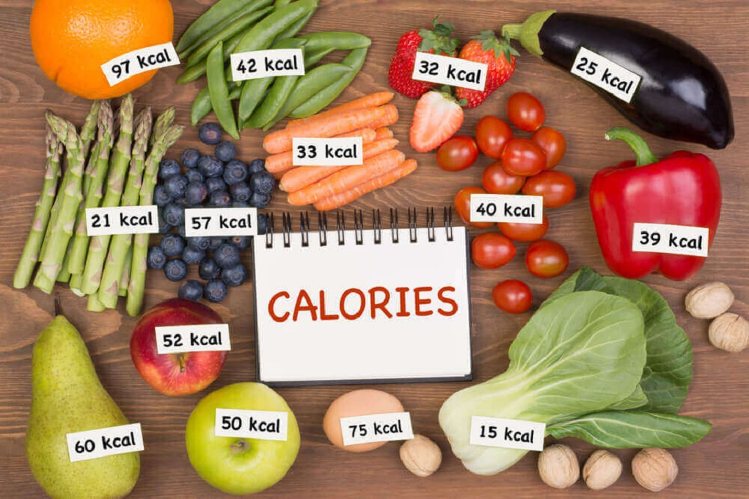 calories in foods