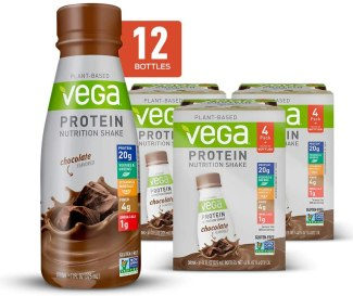 vega protein nutrition shake chocolate