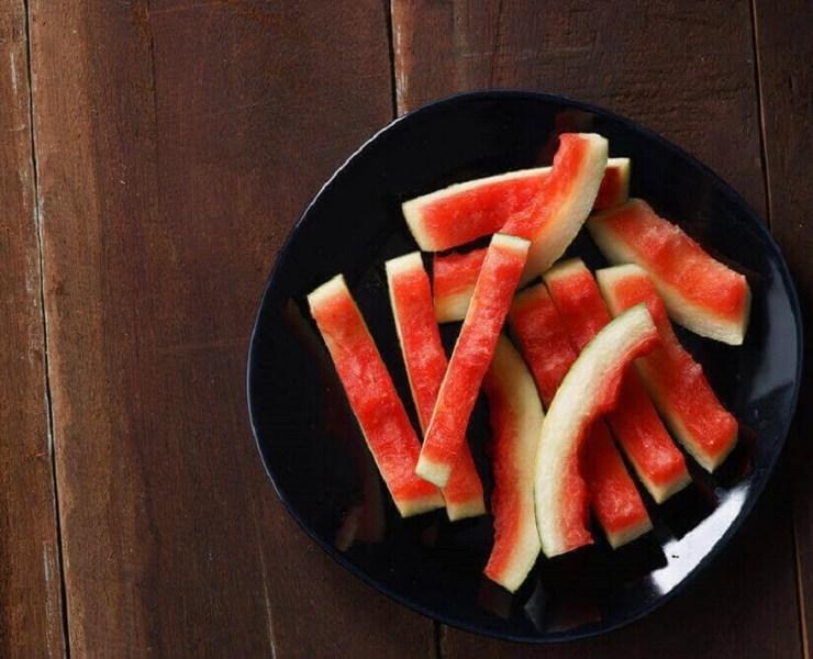 watermelon rind