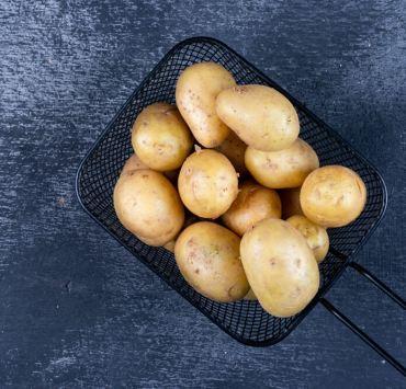 Can you eat raw potatoes