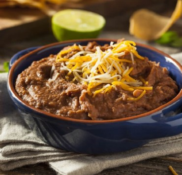 are refried beans healthy