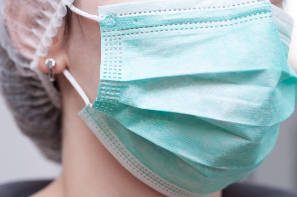 surgical mask COVID-19