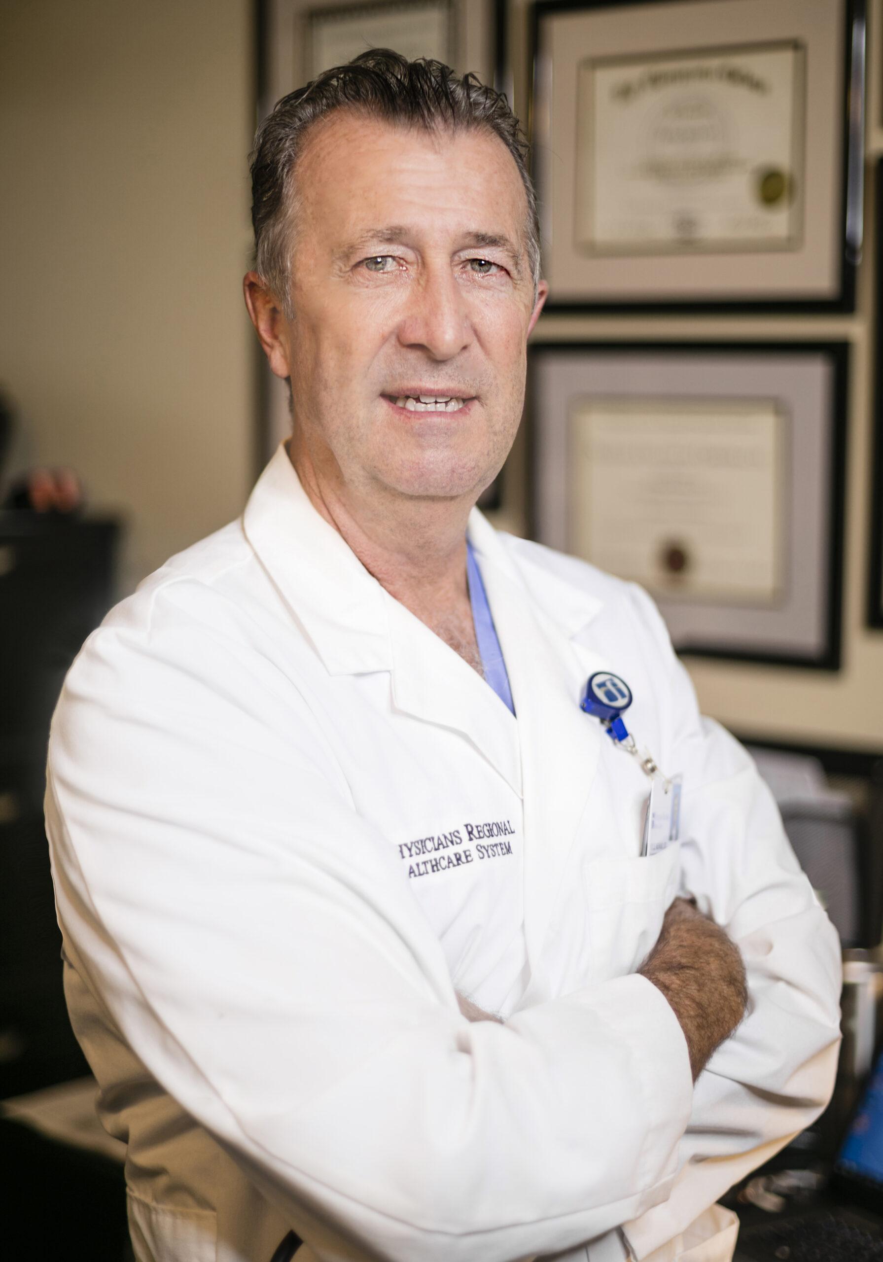 Dr. Kyle Nevius