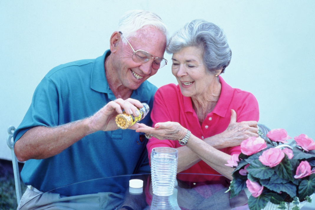Do Older Adults Need Vitamins
