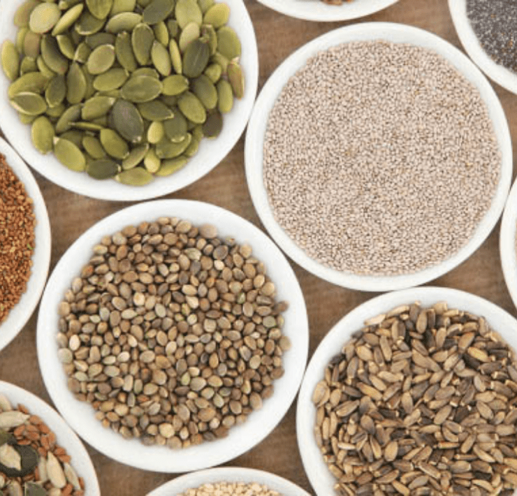 Immunity Boosting Seeds