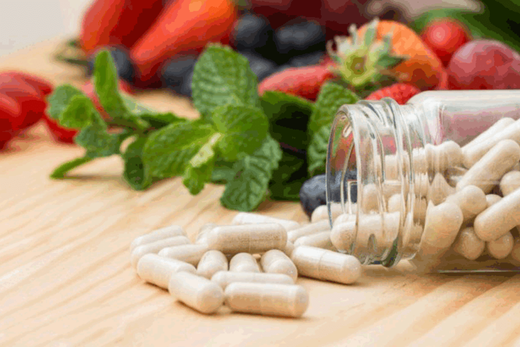Supplements for a Healthy Body