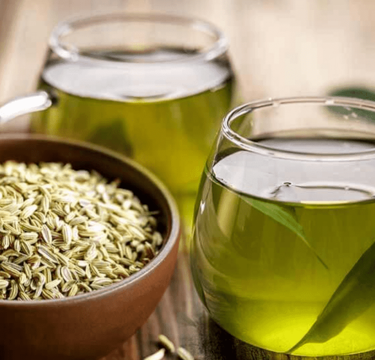 Fennel Tea For Digestion