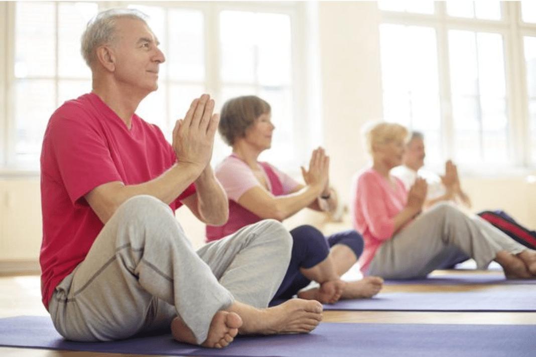Yoga and Alzheimer's