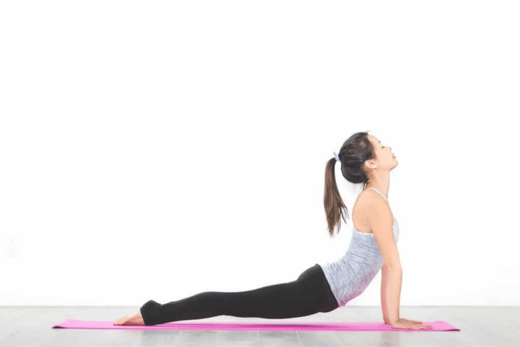 Yoga Poses to Gain Weight