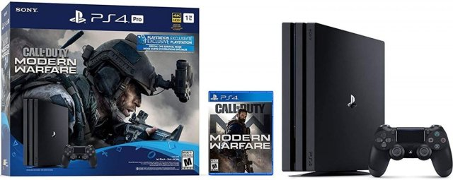 1TB PS4 Pro Service Call Pack