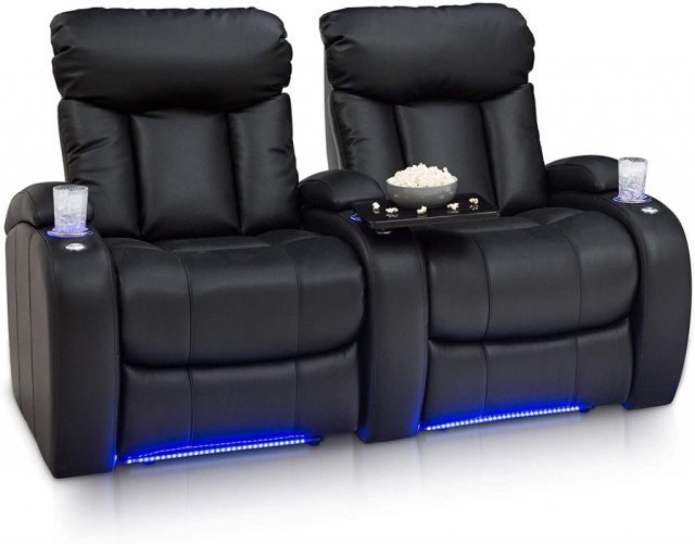 Seacraft Orleans Twin Theater Chairs