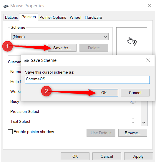 After changing each slider, save it as a preset in case you want to change it in the future.