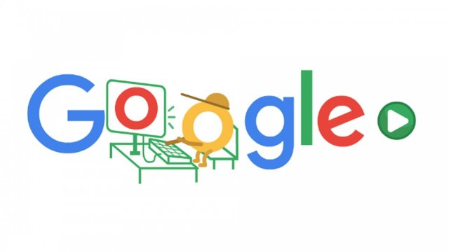 Google Doodle today.