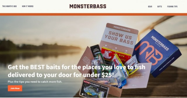 Monsterbass Best Subscription Box for Bass Fishing