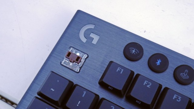 GL touch switch on G915
