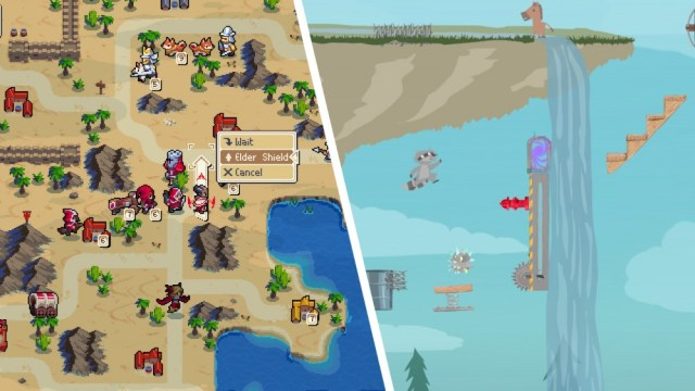 Wargroove, the ultimate chicken horse