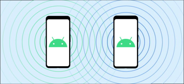 android sharing nearby