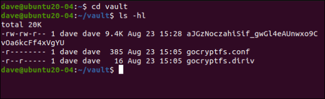 cd safe in a terminal window.