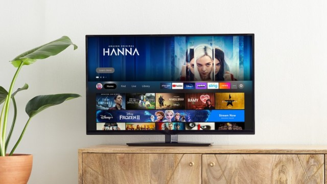The new Amazon Fire TV interface