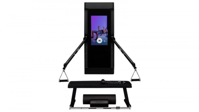 Sound training system with bench