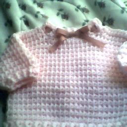 1 HOUR BABY SWEATER