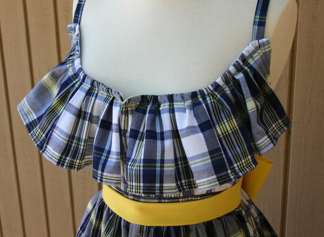 Upcycled Summer Dress – Tutorial