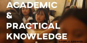 IELTS Essay Academic Practical