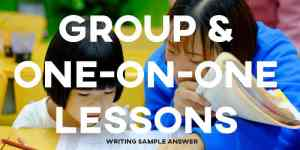 ielts writing task 2 sample answer essay group one on one lessons