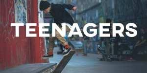 ielts essay teenagers