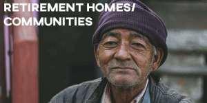 IELTS Essay: Retirement Homes/Communities