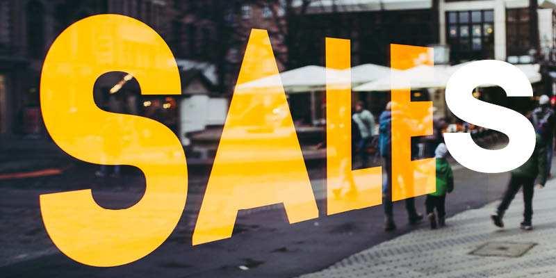 IELTS Essay: Sales