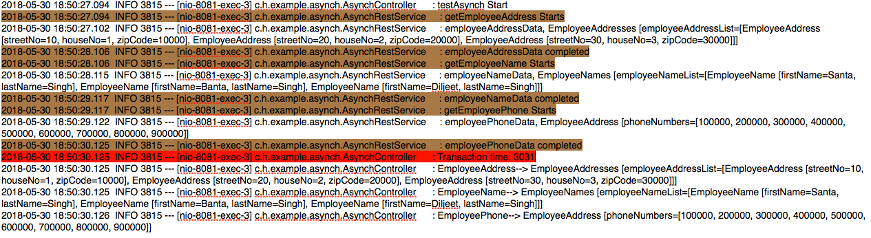 Without Aync Methods Enabled
