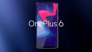 OnePlus 6screenshot