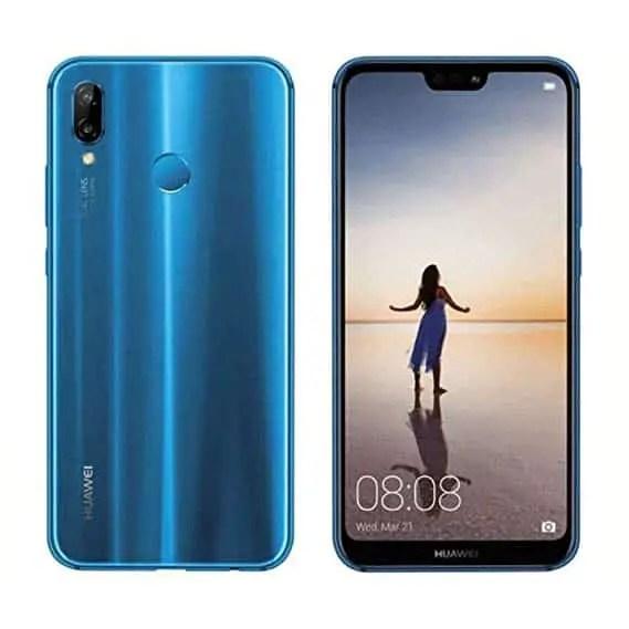 Huawei P20 lite screenshot
