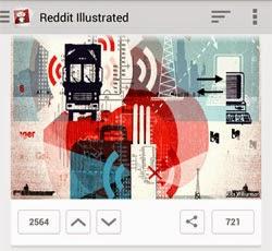 reddit Illustrated