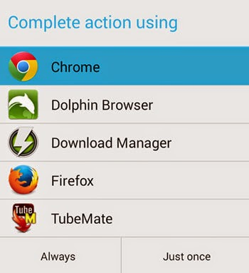 complete-action-using-android