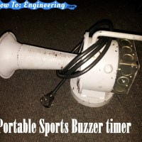 Sports Buzzer Timer DIY Build #1