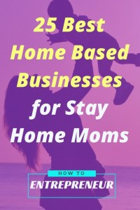 best home based businesses for stay home moms