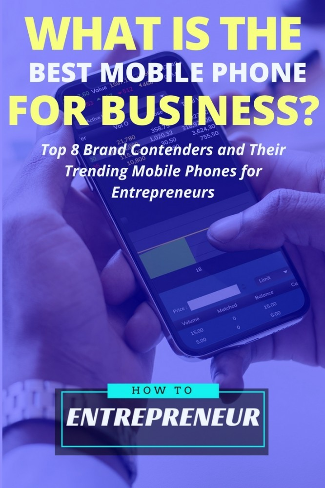 what is the best mobile phone for business