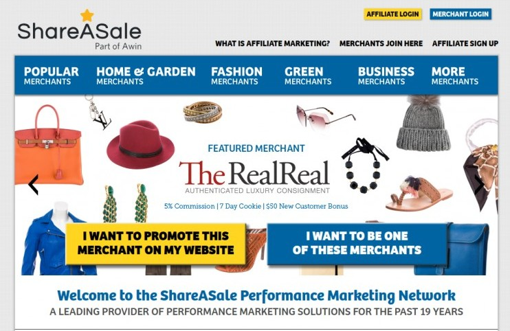 what is shareasale scam legit review