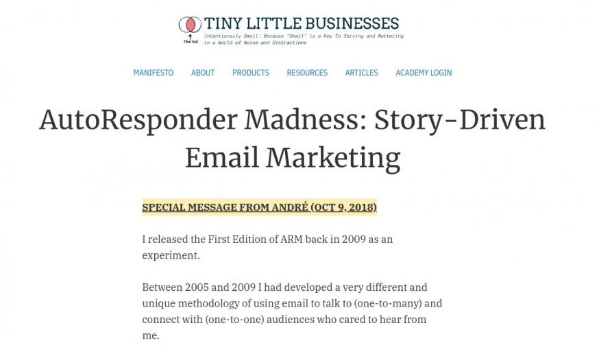 autoresponder madness review