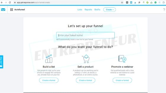 GetResponse vs. Convertkit - Sales Funnel Setup