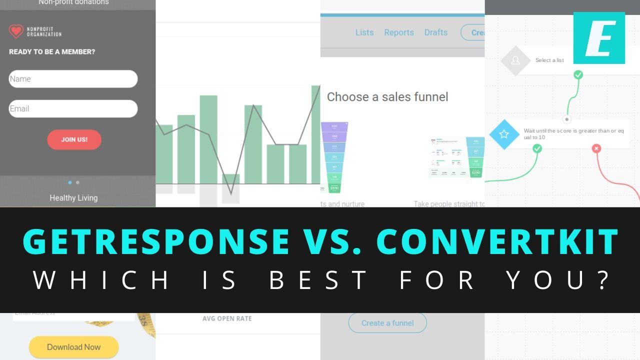 Getresponse vs. Convertkit