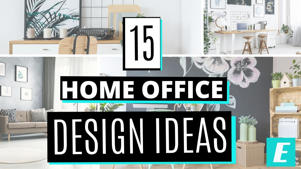 15 Modern Home Office Design Ideas - Featured Image