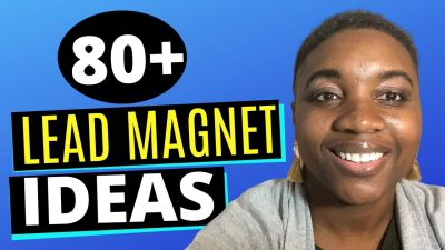 80+ Lead Magnet Ideas - Featured Image