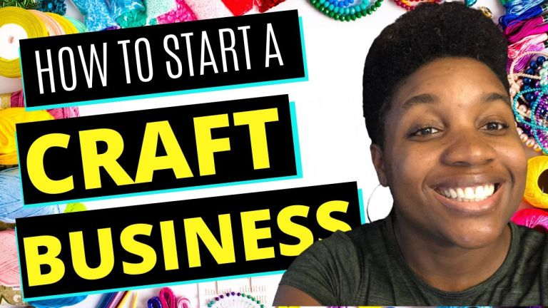 How to Start a Craft Business - Featured Image