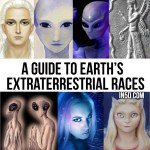 A Guide To Earth's Extraterrestrial Races