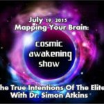 Cosmic Awakening Show – Dr Simon Atkins – How The Controllers Are Mapping Your Brain